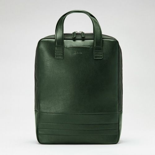Eco Workbag - Olive Green